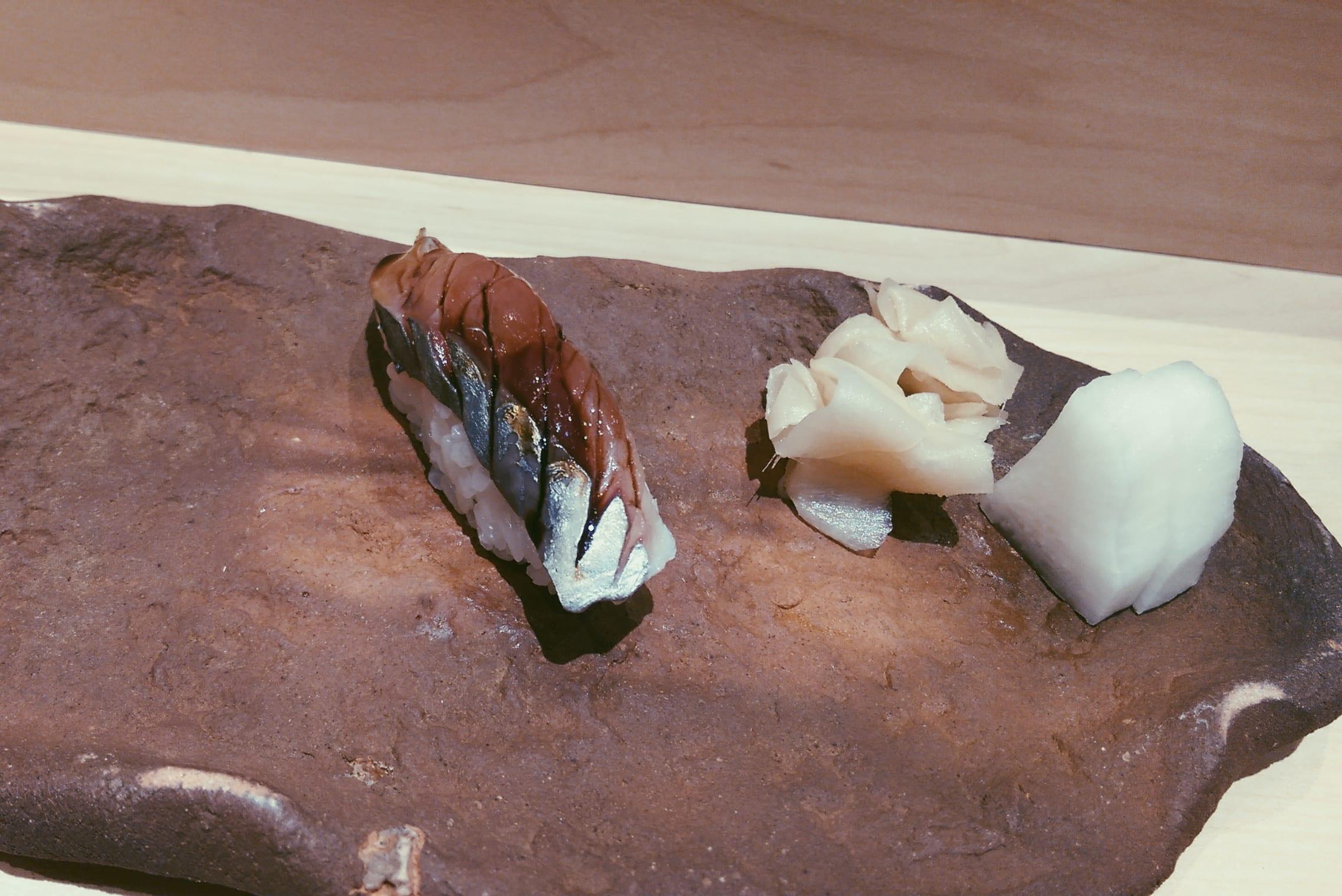 nomura sushi omakase taipei