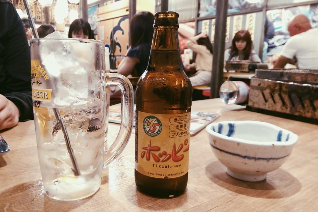 japan hoppy beer