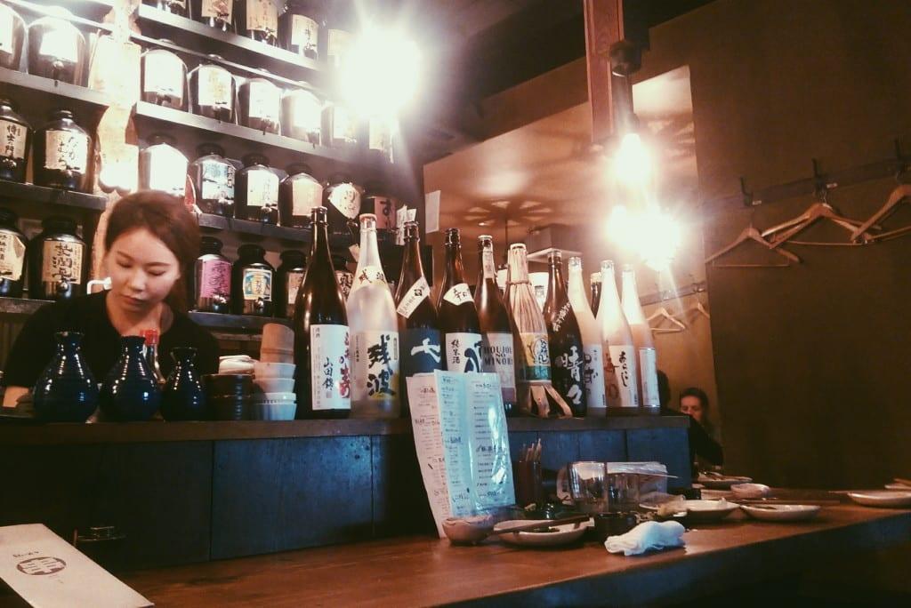 tokyo izakaya yakitori restaurant