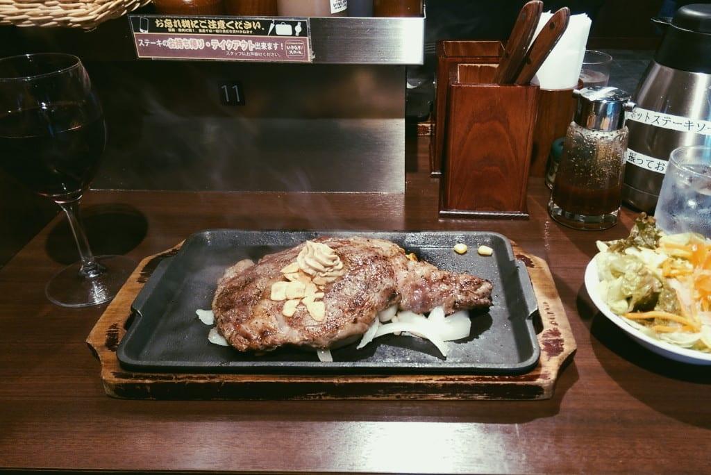ikinari steak tokyo
