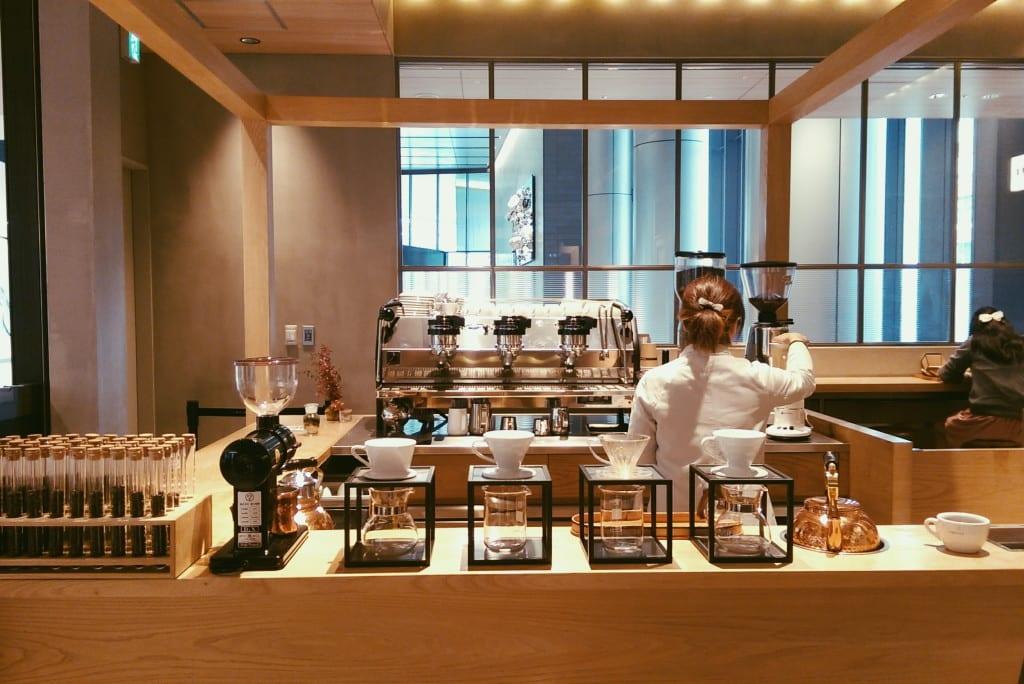 toranomon koffee tokyo