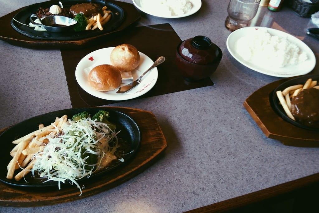 tokyo hamburger steak