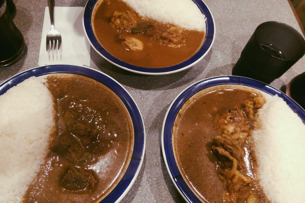 tokyo curry rice restaurant