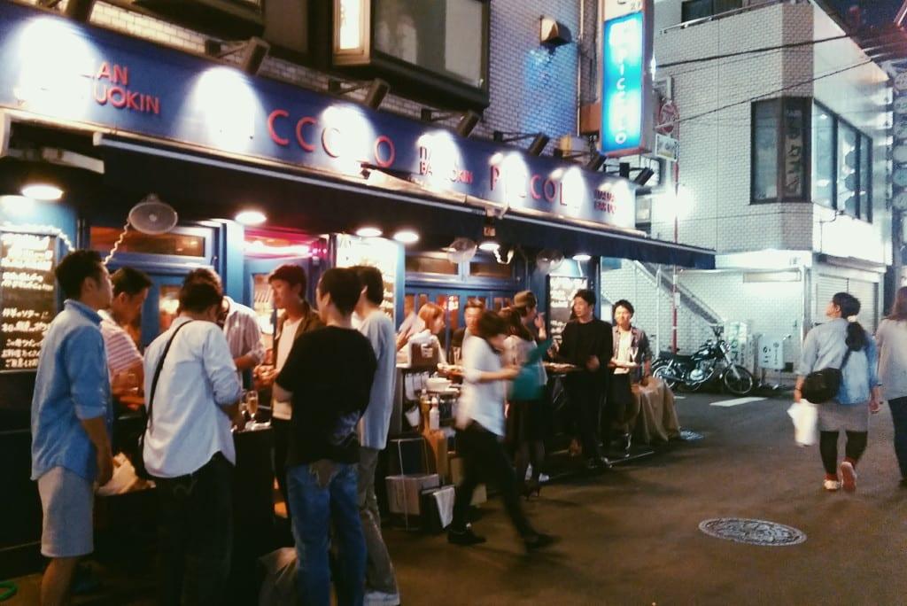uokin piccolo restaurant tokyo