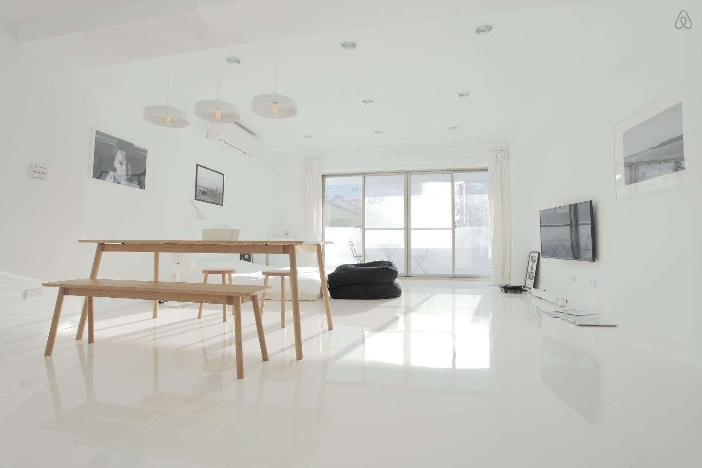 taipei design airbnb