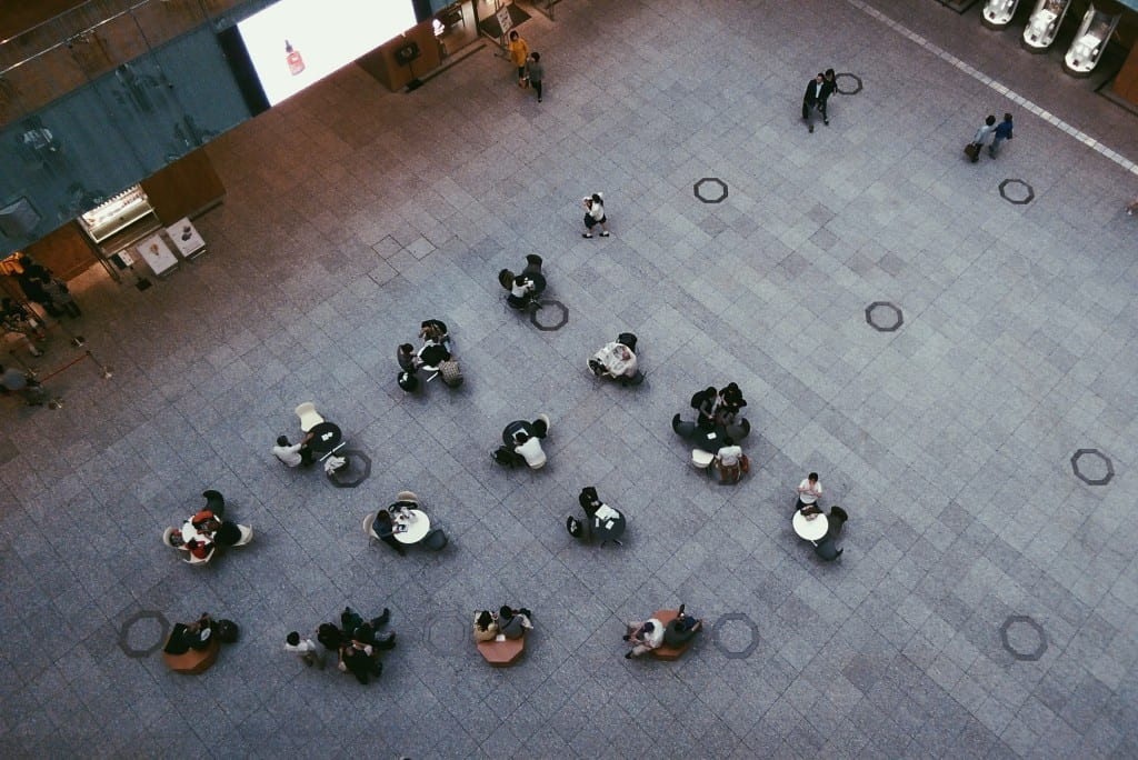 kitte mall tokyo