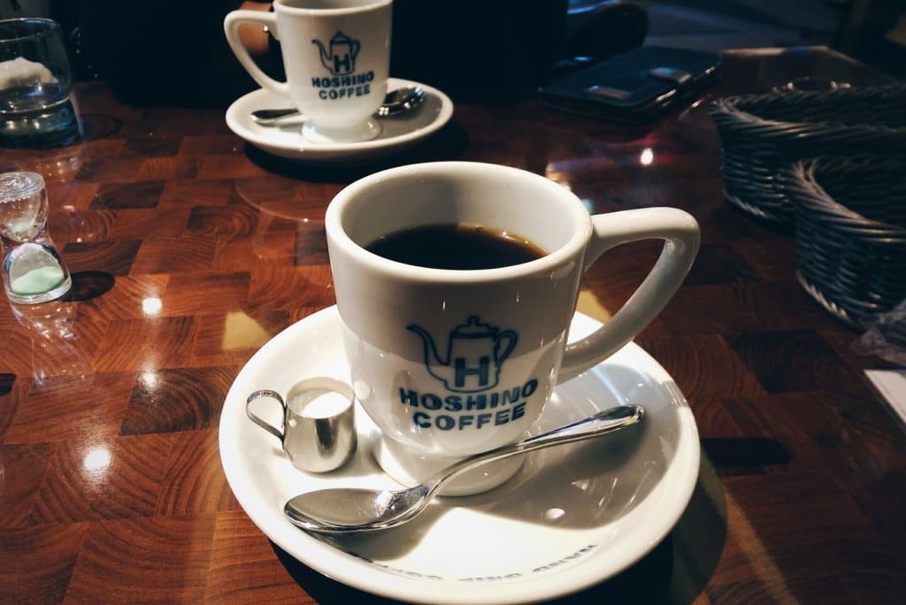 hoshino coffee tokyo