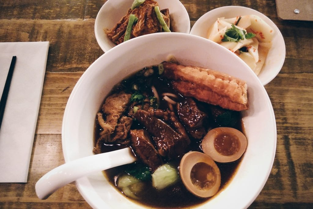 champion beef noodle taipei