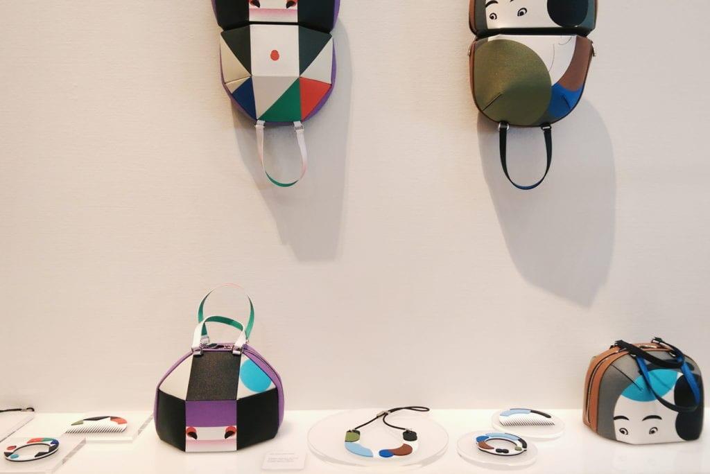 issey miyake exhibit tokyo