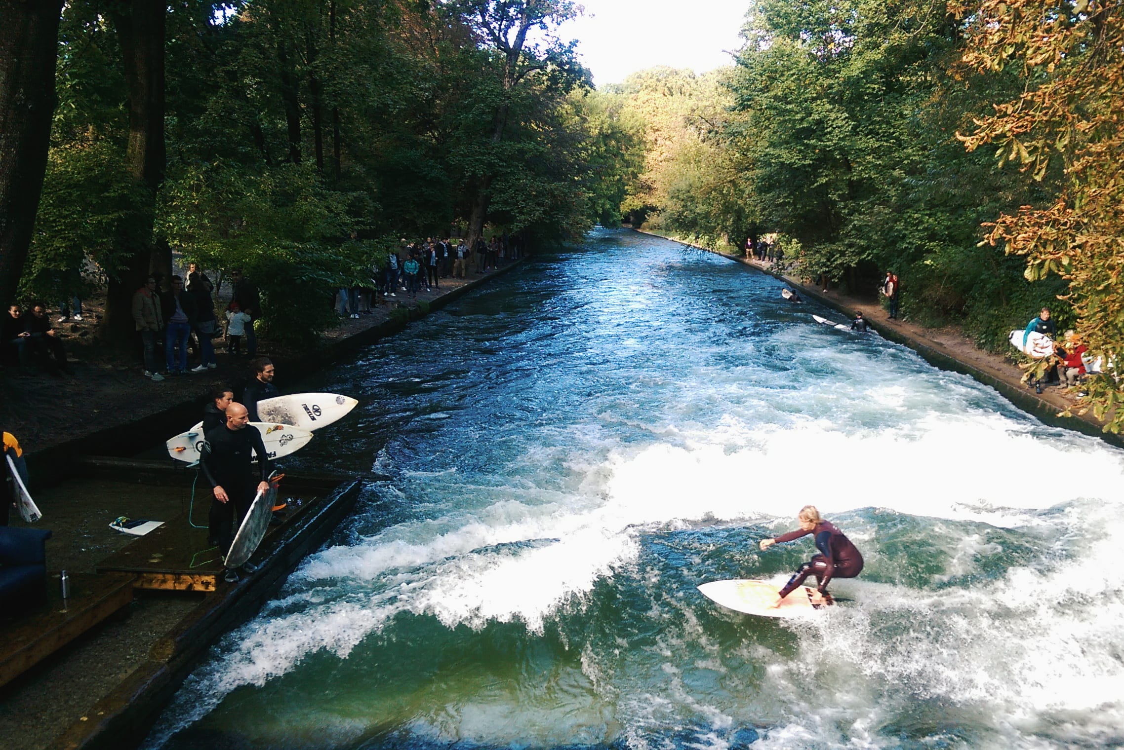 munich surfing