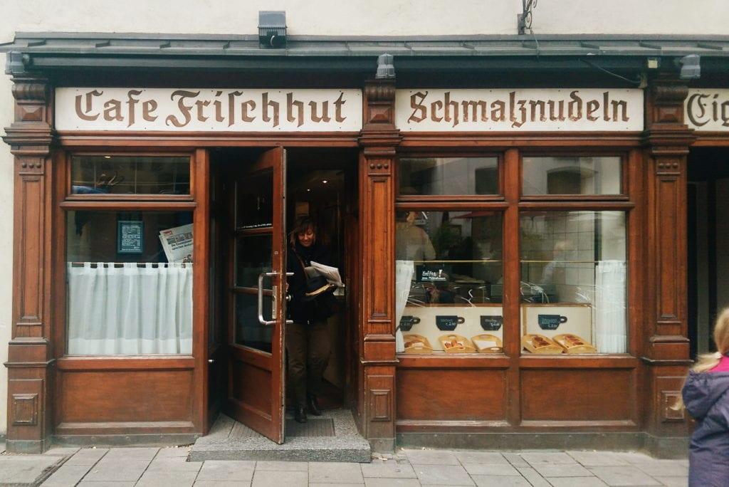 cafe frischhut munich