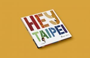 hey taipei book