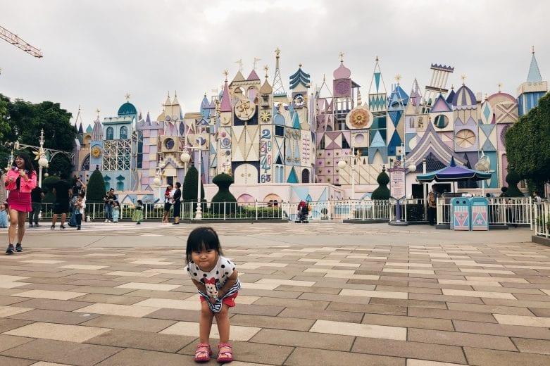 hong kong disneyland tips